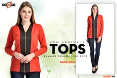 Tops | Summer Collection 2017