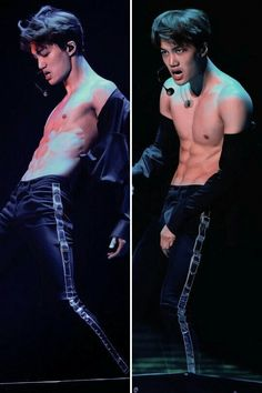 Daddy Imágenes – Monos chinos Gifs and images of rikolinos men hopefully and Wattpad do not delete it this time. Chanyeol, Kpop Exo, Exo Kai Abs, Kim Minseok, Bad Boys, Kaisoo, Hommes Sexy, Kpop Guys, Exo Members