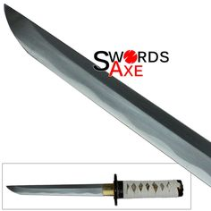 A high carbon steel tanto blade   #swords