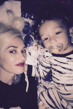 Gwen Stefani's Son Apollo Has a Very Important Message For Her Fans