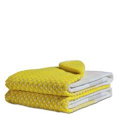 HAY Efterårsgult håndkle