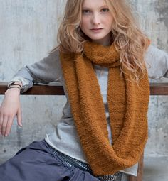 modele snood long