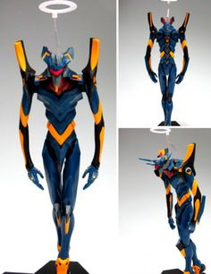 Evangelion PM Figure Vol.2 - EVA Mark 06