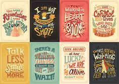 """Hand-lettered posters out of lyrics from Hamilton songs. By Risa Rodil << These are SOOO good! My favorites are """"You want a Revolution I want a Revalation,"""" """"I am not throwing away my shot,"""" and """"I'm past patiently waiting. Musical Hamilton, Hamilton Broadway, Hamilton Wallpaper, Hamilton Fanart, Hamilton Poster, Hamilton Shirt, Hamilton Lin Manuel Miranda, And Peggy, What Is Your Name"""