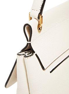 Lanvin Mini Top Handle Leather Bag