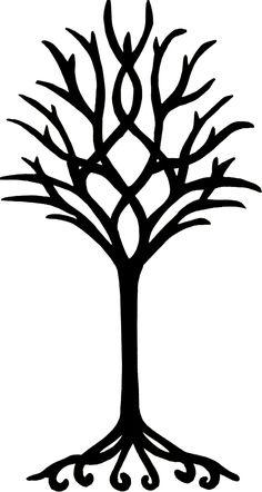 Tree Of Life Simple Trees Tree of life simple , baum des lebens einfach , arbre de vie simpl Simple Tree Tattoo, Tree Drawing Simple, Tree Tattoo Back, Tattoo Small, Pine Tattoo, Family Tree Drawing, Celtic Tree Tattoos, Tree Tattoo Meaning, 2 Clipart