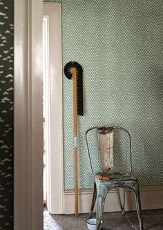 Poppytalk: New Japanese-Inspired Wallpapers from Farrow and Ball