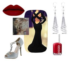 """""""Prom"""" by mandy-martin-1 on Polyvore featuring Allurez, Essie, Bonnibel, women's clothing, women's fashion, women, female, woman, misses and juniors"""