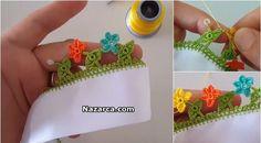 Delikli Çiçekli,Yapraklı Serum Halkalı Tığ Oyası Modeli-Türkçe Oya Tarifleri ve yapım aşamaları öğretilen sitemiz de Günün Zarif ve iç açıcı şık Oya Modeli Delikli Çiçek Tığ Oyası Örneğini öğreniyoruz. Derya hanım yine bize kolay,keyifli ve rengarenk Çiçekli,yapraklı Tığ Oyası Motifi öğretiyor. Serum halkası ile yapılan oya için küçük serum halkası kullanılıyor ve iplik olarak Leylak oya iplik. tih-oyasi-delikli-cicek-modeli Serum Halkalı Havlu Danteli modelini geçenlerde paylaştığım Yine…