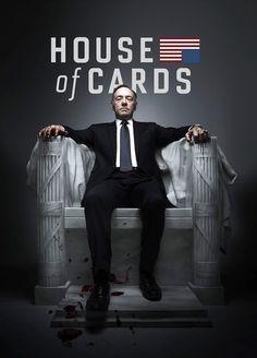 Critique (sur 3 pages) des 3 saisons de House of Cards diffusées sur Netflix, et en France sur CANAL+ Séries