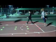 Long Jump - Penultimate Drill - YouTube