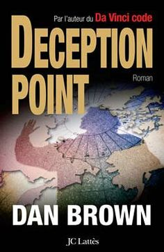 """Deception Point"" de Dan Brown"