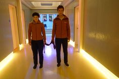 """'Legion': Inside the Premiere's Biggest X-Men Moment """"There's this sense of always out of the frying pan and into the fire"""" creator Noah Hawley says about building up to the climactic scene. X Men, Men Tv, Marvel, Noah Hawley, Rachel Keller, Bryan Singer, Superhero Shows, Dan Stevens, Happiness"""