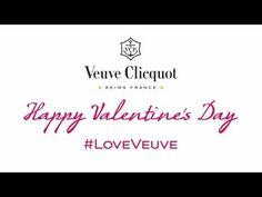 Veuve Clicquot Valentine's Day: A #LoveVeuve Story