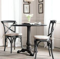 Metal Madeleine Side Chair | Metal Chairs | Restoration Hardware