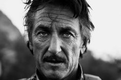 jecer: Sean Penn Samuel Bayer, picced via Piccsy. Hollywood Actor, Hollywood Celebrities, Hollywood Stars, Sean Penn, Actors Male, Actors & Actresses, Moustaches, Louisiana, Famous Portraits
