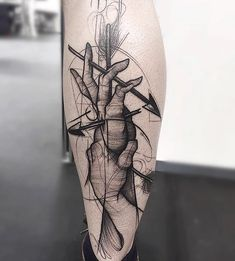 Dövmede Asillik Arayanlara Brezilyalı Sanatçıdan Eskiz Tadında 28 Başarılı Çalışma
