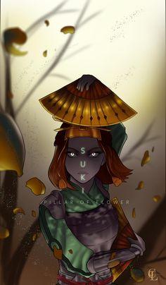 Fan Art: Iroh by LeChingu on DeviantArt