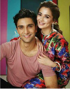 ahad dashing mir with hania aamir Feroz Khan, Hania Amir, Sajal Ali, Pakistani Actress, Abaya Fashion, Beautiful Couple, Couple Shoot, Beautiful Celebrities, Celebrity Pictures