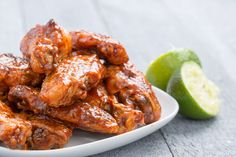 Slow-Cooker Chipotle-Lime Chicken Wings  - Delish.com