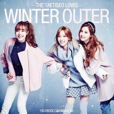 #Tiffany #Miyoung #Taeyeon #Seohyun #SNSD #TTS #photoshoot #smile #cute