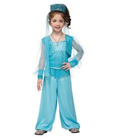 Magic Carpet Genie Toddler / Girls Costume