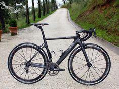Canyon aero road bike