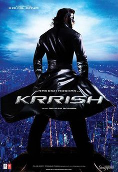 """Originally named Krishna, Krrish is a homegrown hero who relies on his high IQ but also breaks out in Bollywood-style song in Hindi.""- Chapter 8, 'Growing Up Global'"