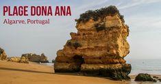 Découvrez la magnifique place de Praia Dona Ana au Portugal - Vidéo, photos et conseils pour planifier votre visite - une des plus belles plages en Algarve