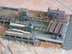 FSM RR Models   Tyalgum 2nd No 1 Sawmill .