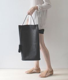 S 2017 Black Collection By Building Block A Wonderful Bag Via This Is Paper Style Fashion Pinterest And