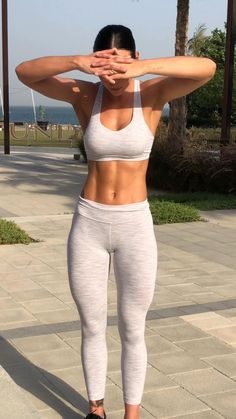 Fitness Workouts, Gym Workout Videos, Fitness Workout For Women, Fitness Goals, At Home Workouts, Full Body Gym Workout, Slim Waist Workout, Hip Workout, Workout Bauch