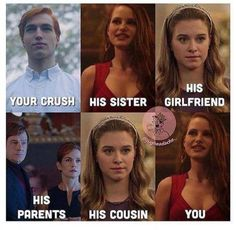 I don't own any of these memes Started: You know sometimes l dont get Riverdale anymore. Riverdale is so incest, its crazy! Memes Riverdale, Riverdale Funny, Bughead Riverdale, Riverdale Polly, Riverdale Season 1, Dylan Sprouse, Cole Sprouse, Zack E Cody, Riverdale Characters