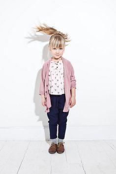 shirt: fabric and pleats // Ropita para la Leo :P