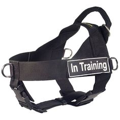 Best dog harness ever.  So much easier to walk Cork now that we have it.
