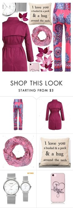 """""""Colorful autumn style"""" by pastelneon ❤ liked on Polyvore"""