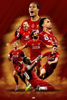 Ynwa Liverpool, Liverpool Champions, Liverpool Legends, Liverpool Football Club, Liverpool Fc Wallpaper, Liverpool Wallpapers, Liverpool Premier League, Premier League Champions, Photo Neymar