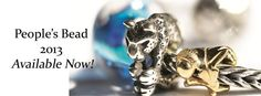 #Trollbeads People's Beads 2013 - Available now! http://www.kairosjewellery.co.uk/trollbeads/trollbeads-peoples-bead-2013  #Troll #Beads #Charms #KairosJewellery