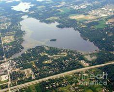 Nagawicka Lake: Bill Lang Photography