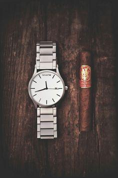 #style #men #classy #watch #gentleman