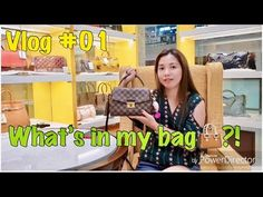 Let's see what are the usual things inside my louis vuitton croisette bag☺️👜 I really love this bag, not too small and not too big, perfect for malling and t. What In My Bag, My Bags, Anna, Louis Vuitton, Louis Vuitton Wallet, Louis Vuitton Monogram