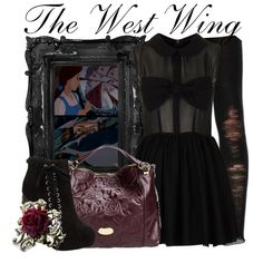 """""""The West Wing"""" by niennamarie on Polyvore"""