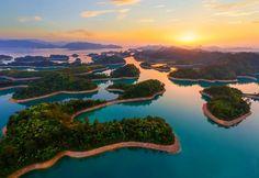 Qiandao Lake; evening🍷