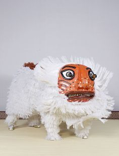 Totems, Live Action, Charles Freger, Character Inspiration, Character Design, Zoo 2, Lion Dance, Animal Costumes, Korean Art
