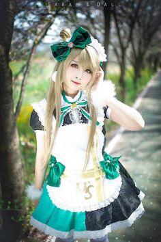 Love Live! School Idol Project Kotori Minami Cosplay | via Facebook ☺ ✿ ☻