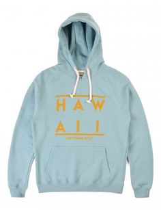 Hawaii Fleece Hoodie Jr - KIDS COLLECTION - SWEATERS & FLEECES - Lightning Bolt