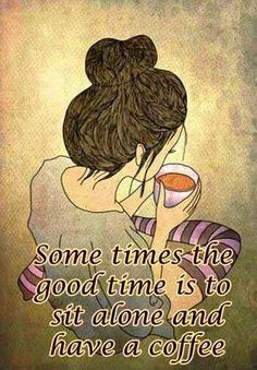 #coffee #coffeequotes A coffee lovers idea of a good time.