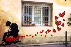 Sunra street art