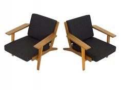 The Plank Chair GE 290