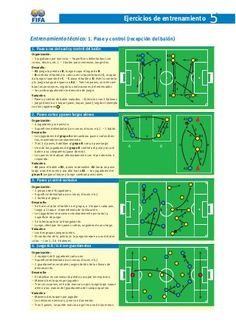 Ejercicios de entrenamiento técnico - FIFA COACHING Football Coaching Drills, Soccer Drills, Soccer Games, Football Is Life, Football Soccer, Football Stuff, Fifa, Messi Y Ronaldinho, Football Tactics